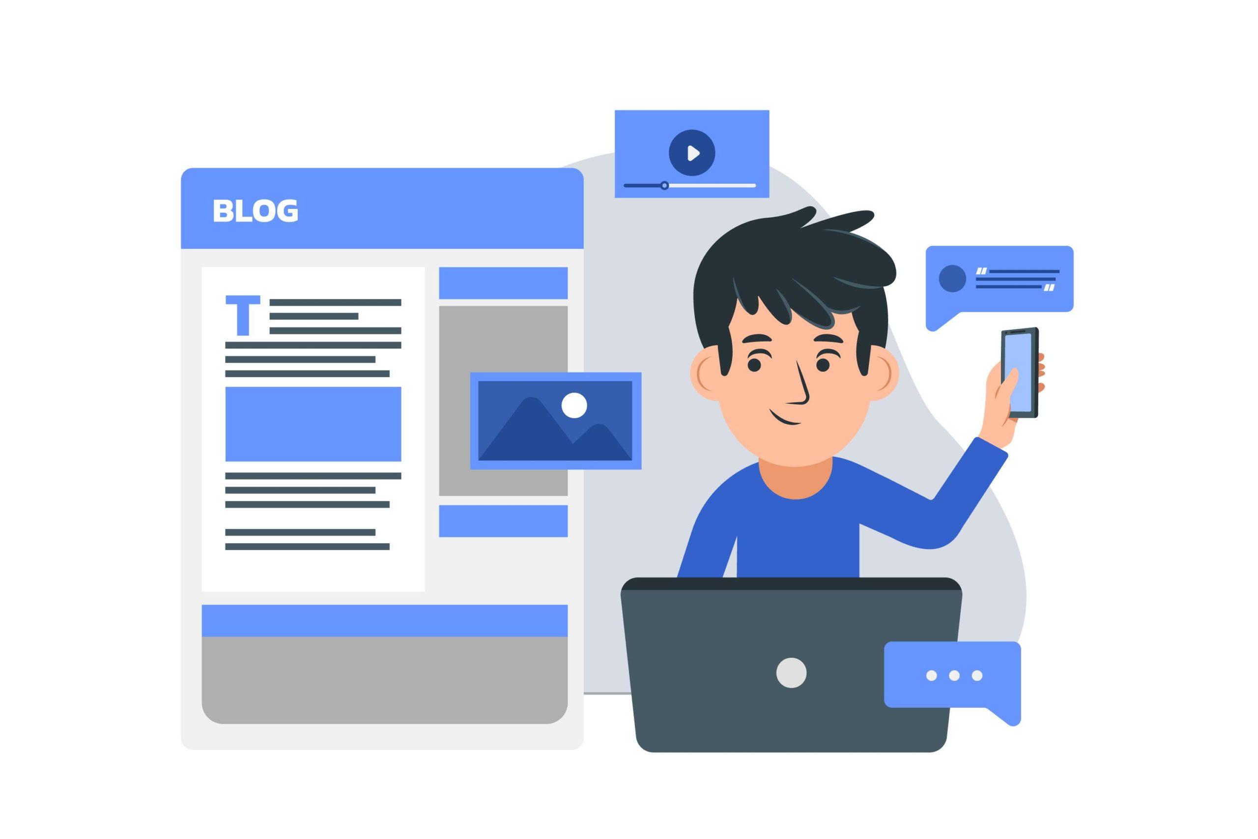 blog et pourquoi créer un blog ?